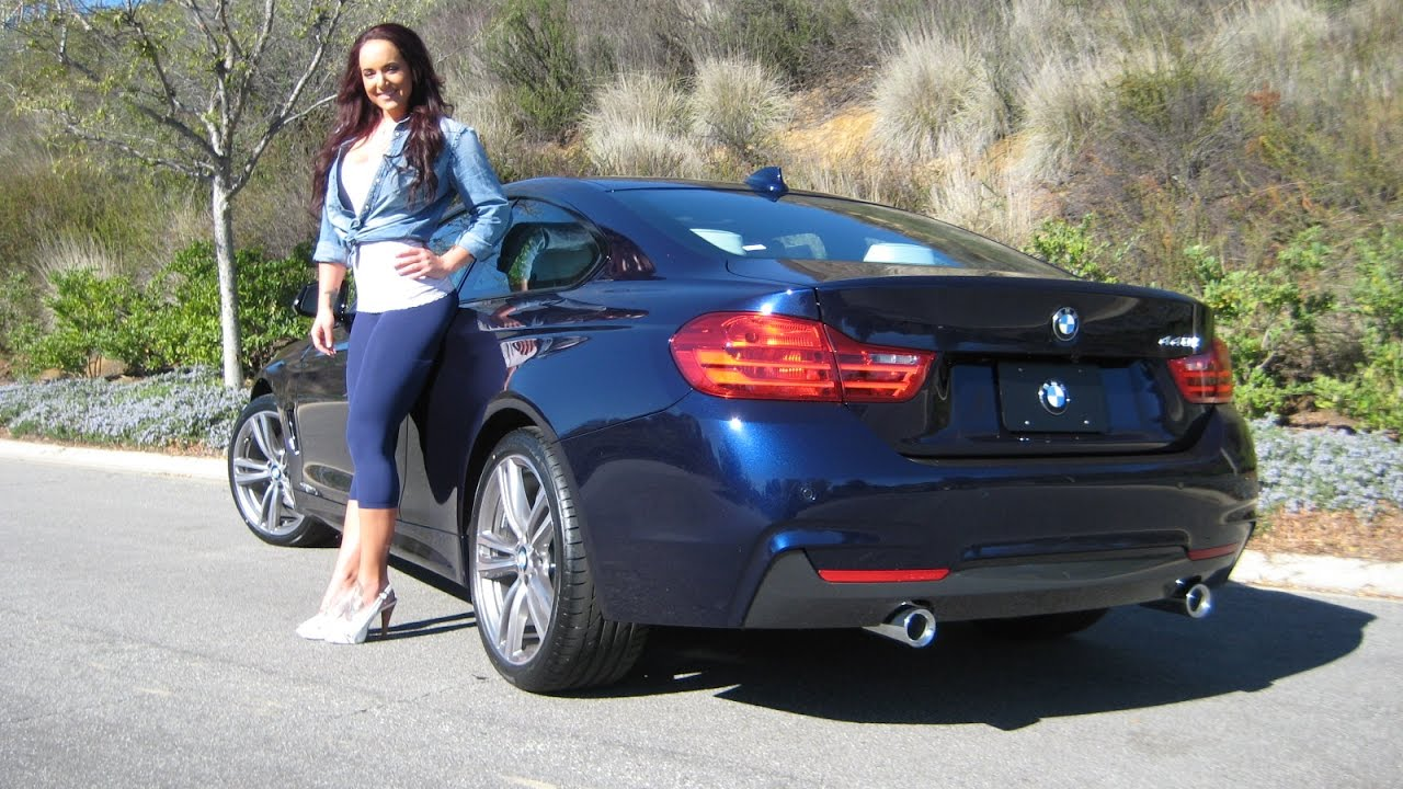 "NEW BMW 440I Tanzanite Blue / Exhaust Sound / 19"" M Wheels ..."