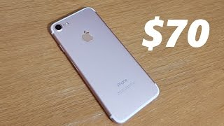 The $70 iPhone 7!