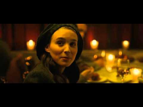 The Social Network - Rooney Mara and Jesse Eisenberg scene