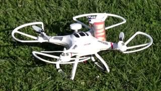 Спасательный парашют для дронов SmartChutes(, 2015-05-26T05:23:19.000Z)