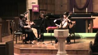 Beethoven Piano Trio op 70 no 1, Allegro vivace e con brio (exposition)