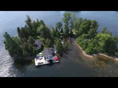 Connemara Island For Sale - Big Rideau Lake Home