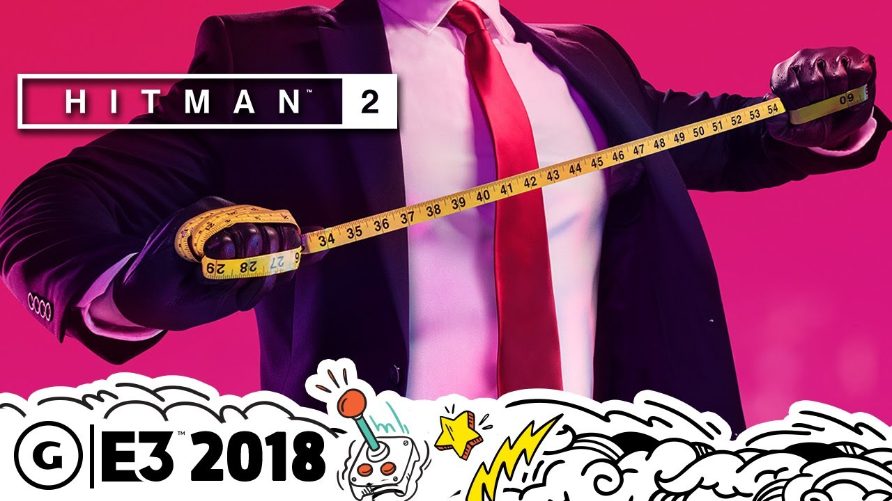 How Hitman 2's Levels are Built from the Ground Up | E3 2018