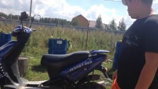 Обзор скутера Venta