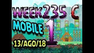 Angry Birds Friends Tournament Level 1 Week 325-C  MOBILE Highscore POWER-UP walkthrough