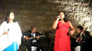 Fado by Sonia Shirsat and Meenoshka Dias @ Monte Music Festival 2012