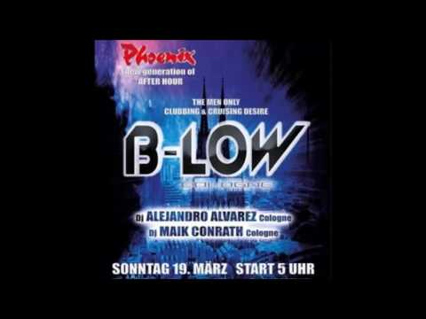 Alejandro Alvarez  Live @ B-LOW Cologne - 19-03-2017