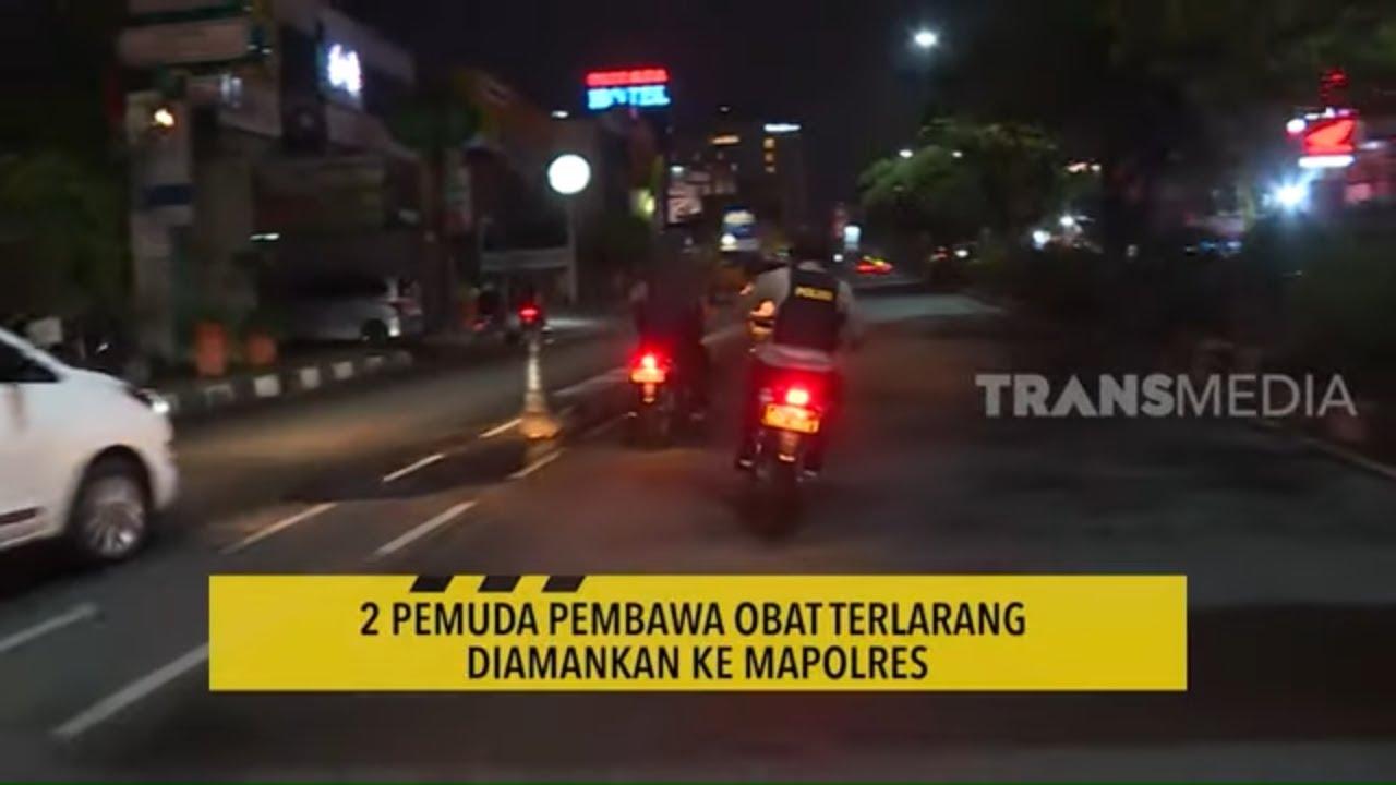 Raimas Reborn Tangkap Pembawa Ribuan Butir Hexymer dan Tramadol | THE POLICE (04/09/20) Part 1