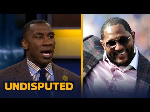 Shannon Sharpe reacts to Ray Lewis