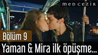 Medcezir 9.Bölüm | Son Sahne - Yaman&Mira ilk öpüşme...