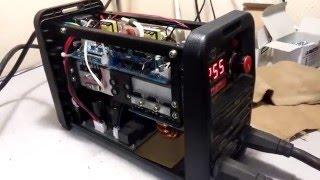 Сварочный инвертор Победит PI-250 IGBT Japan Technologies!