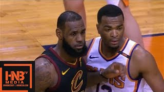 Cleveland Cavaliers vs Phoenix Suns 1st Half Highlights / March 13 / 2017-18 NBA Season