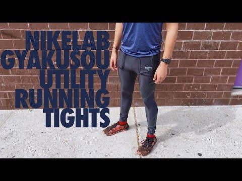 NikeLab Gyakusou Utility Running Tights