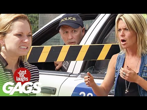 Best of Getting You Into Trouble | Just For Laughs Compilation
