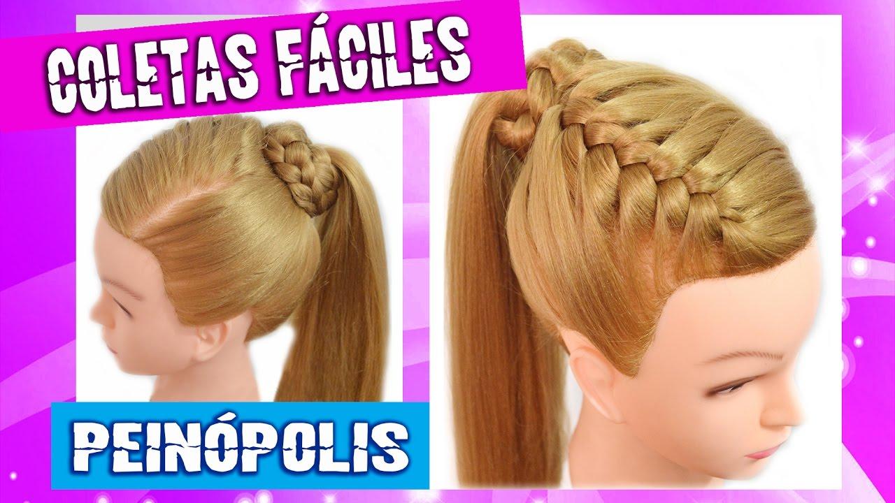 Peinados bonitos faciles y rapidos para ni as trenzas - Peinados de ninas ...