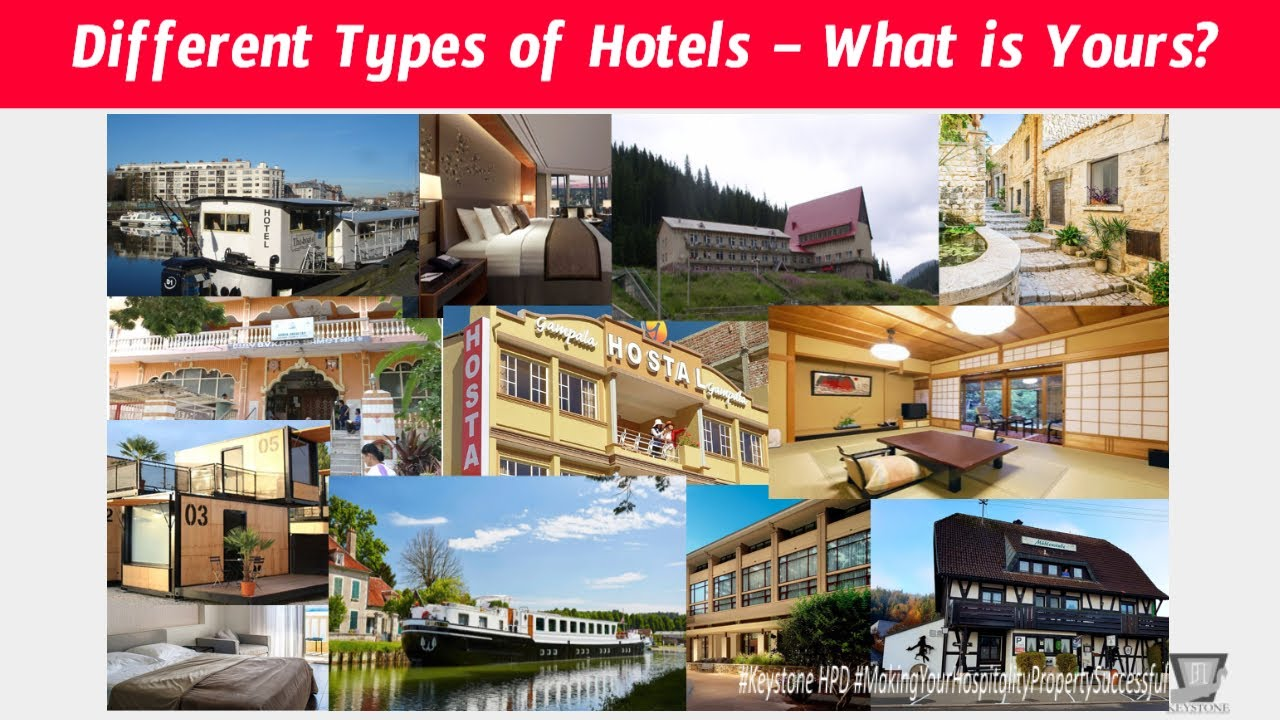 Different Types Of Hotels What Is Yours Ep 203 Youtube