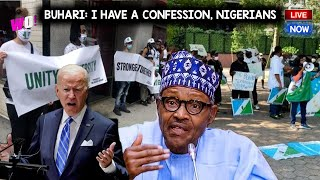 BUHARI CONFESSION TO YORUBA NATION - I PAID BOYS IN US TO RALLY ONE NIGERIA - EXP