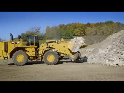 Cat® K Series Large Wheel Loader Operator Training
