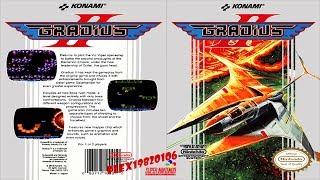 Gradius - NES: Gradius 2 (rus) longplay [127] - User video