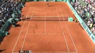 SUPER PLAY 2009 Roland Garros.mp4 やばい