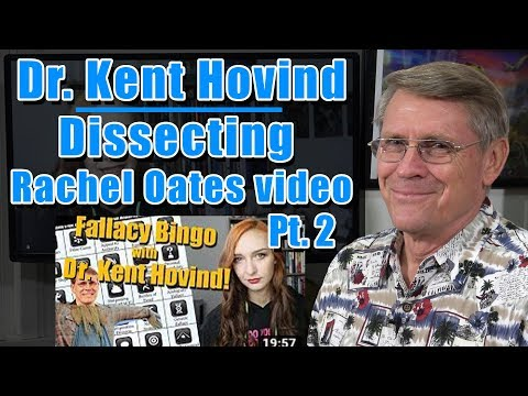 School is in Session! Dr. Kent Hovind destroys Rachael Oates 6/17/19