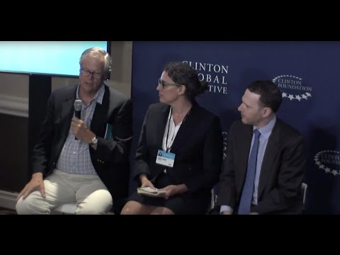 The Power of Partnerships: Group and Panel Discussion - CGI 2016 Annual Meeting