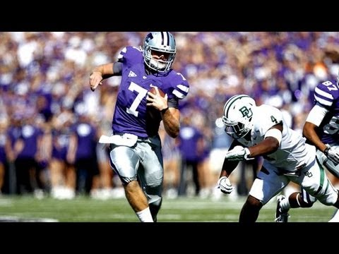 Top 15 Dual Threat Quarterbacks of College Football 2012 (Preview)