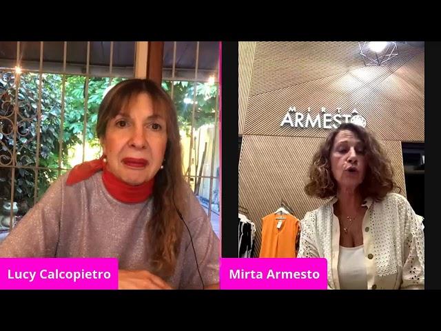 MIRTA ARMESTO entrevista tendencias Verano 2021