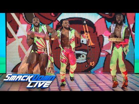 Kofi Kingston to enter WWE Championship Elimination Chamber Match: SmackDown LIVE, Feb. 12, 2019 Mp3