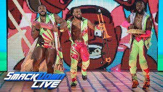 Kofi Kingston to enter WWE Championship Elimination Chamber Match: SmackDown LIVE, Feb. 12, 2019