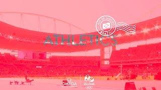OMEGA at Rio 2016 - Athletics timekeeping