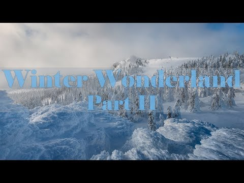 Winter Photography - Don't Use A Polarizer On Blue Skies