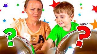 REAL vs JELEU si Ciocolata. Mancare ADEVARATA vs Mancare Gumata la Bogdans`s Show