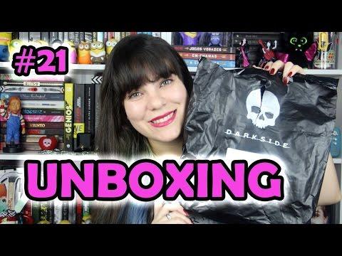 Unboxing DarkSide Books #21
