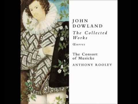 John Dowland - What If I Never Speed (The Consort of Musicke)