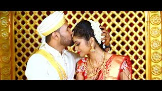 Imaikkaa Nodigal | Neeyum Naanum Anbe / Hindu Wedding Highlights 2018 Perakash & Nittila