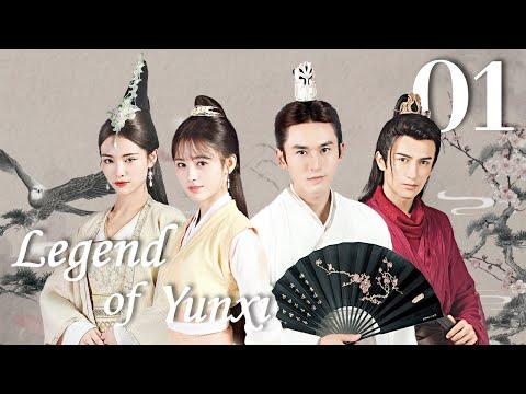 Legend of Yun Xi 01(Ju Jingyi,Zhang Zhehan,Mi Re)