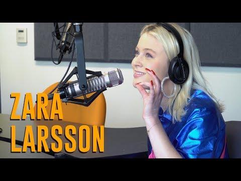 Zara Larsson Talks Working With Ariana Grande, Upcoming Album, Billie Eilish & More