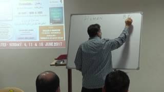 Ramadan spiritual discourse session 3 -1