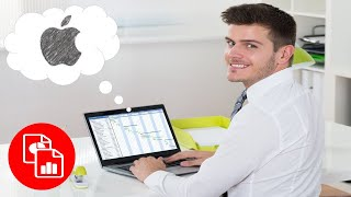 Create a Basic Gantt Chart - Excel on Mac