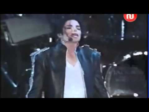 Michael Jackson with Omer Bhatti tour in tunis 1996 RARE