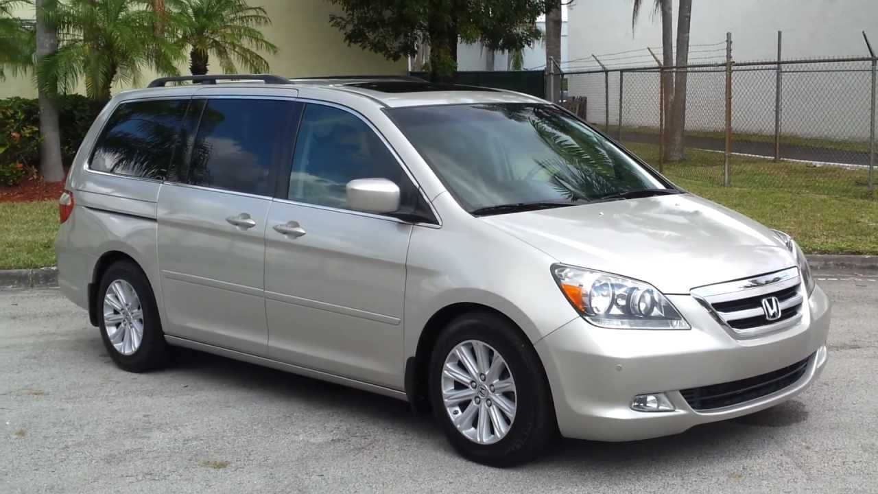 For Sale 2006 Honda Odyssey Touring  Southeastcarsales