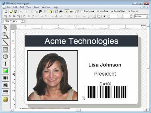ID Card Software - ID Flow