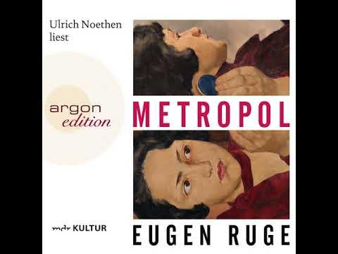 Metropol YouTube Hörbuch Trailer auf Deutsch