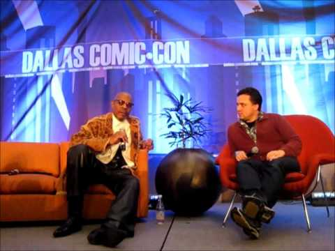 Avery Brooks Panel Part 1 of 2 at SciFi Expo 2013  Dallas Comic Con  Everything is music