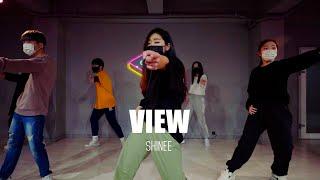 SHINEE(샤이니) - VIEW COVER DANCE. Mirrored 거울모드[대구댄스학원/대구플레이댄스…