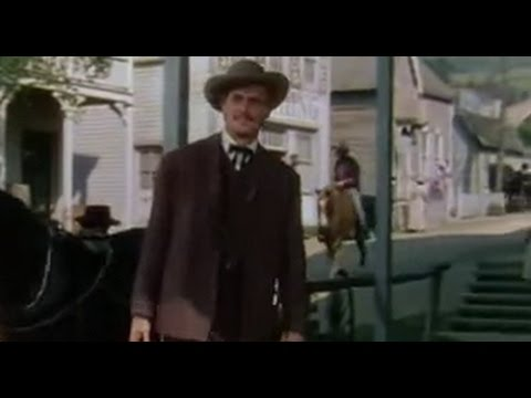 """Rock Hudson - """" The Lawless Breed """"  Opening Credits & Scenes - 1952"""