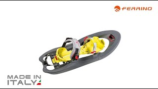 Snowshoes TREK Special video