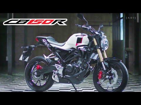 2020 Honda CB150R - Official Video