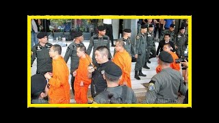 Breaking News | Blitz on monk graft hits right note